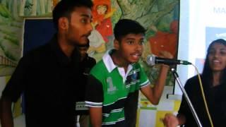 English Jingles world no tobacco dsy 2014 Mantora Public School Kalyanpur Kanpur