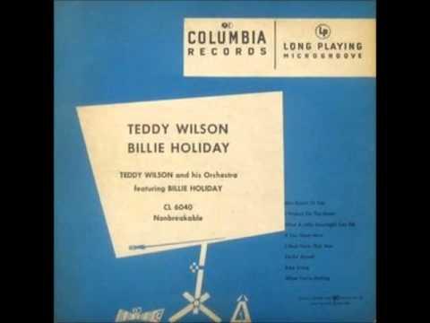 Easy living Billie Holiday Teddy Wilson. Carol Movie soundtrack