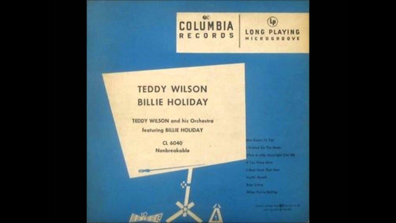 Easy living billie holiday teddy wilson carol movie for Easy living