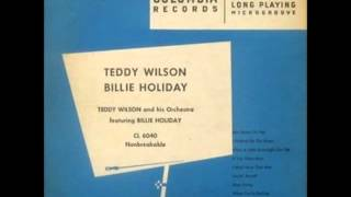 Easy living Billie Holiday Teddy Wilson. Carol Movie soundtrack
