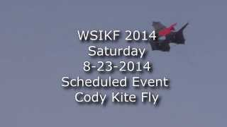 Kite Festival WSIKF 2014 Cody Kites Thumbnail