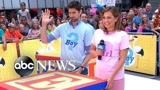 Ginger Zee and Ben Aaron Reveal Gender of Their Baby