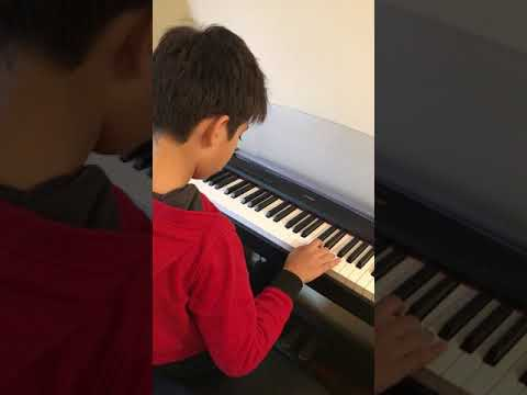 Heart and soul piano duet with the piano