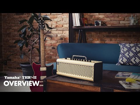 Yamaha brings wireless capabilities to desktop guitar amps