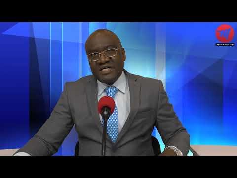 Le journal en français d'Almouwatin du  21/03/2018, présenté par Albert Mukulumani