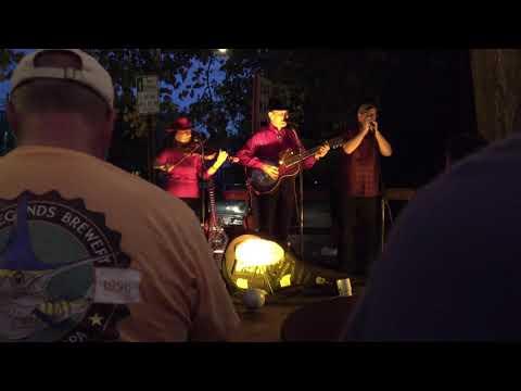 """Tuinal Blues""  By Delta Duo With Tony Harpdog Watson"
