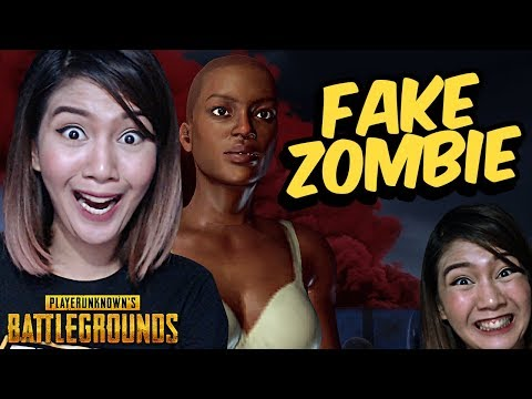 FAKE ZOMBIE!! - PUBG Funny and WTF Moments