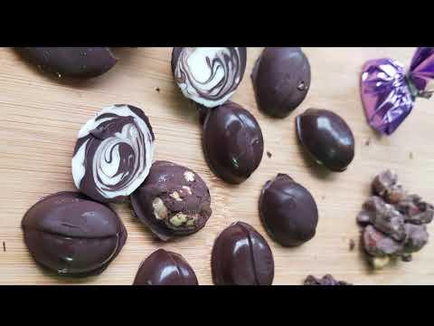 7 varieties of ASSORTED CHOCOLATES recipe | easy chocolate recipe |kids activity chocolate recipe |