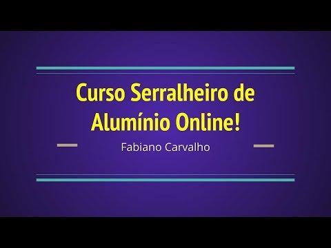 Vídeo Curso de serralheiro de aluminio
