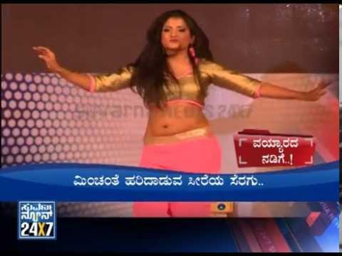 Bangalore fashion show - hot ramp walk