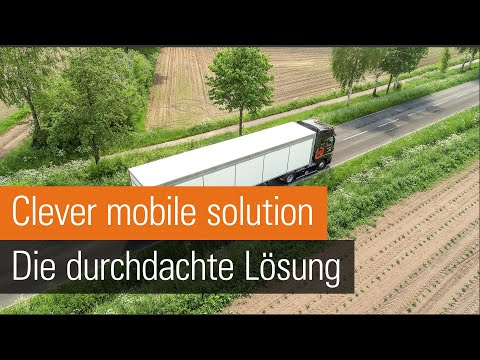 Comfortable mobile housing system • Der komfortable Mobilstall | NATURA Caravan