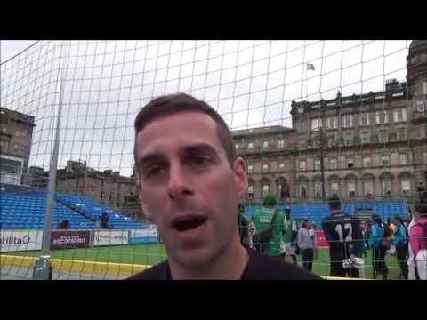 Homeless World Cup Fairtrade Match Ball Testimonials