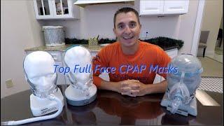 Top Full Face CPAP Masks