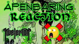 WHAT AN INTRODUCTION!! | Kvelertak -  Åpenbaring | REACTION