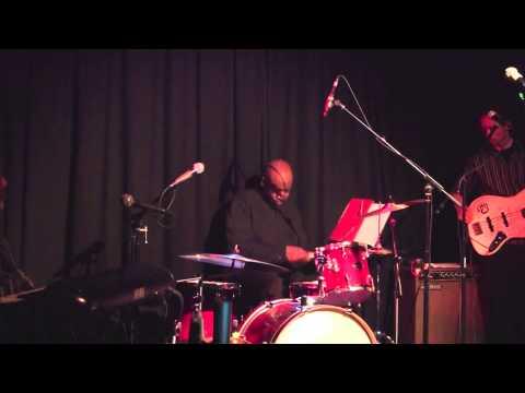 Larry Crockett drum solo