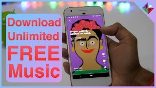 Best Free Music Downloader Apps for Unlimited FREE Music Downloads (2020)