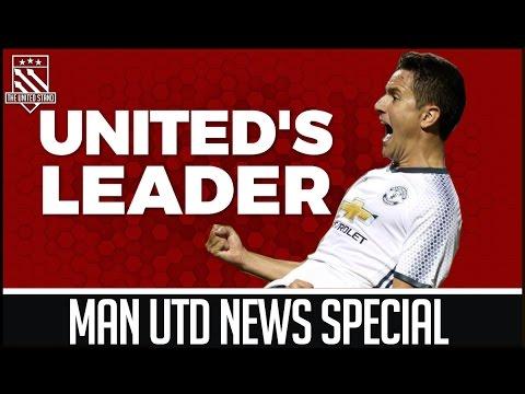 UNITED'S NEW CAPTAIN! MAN UTD NEWS