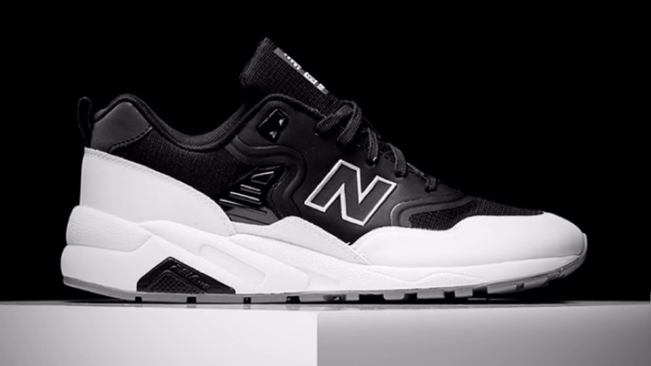 7f3da932a42 NEW BALANCE 580 RE-ENGINEERED (TUXEDO)/ SNEAKERS T