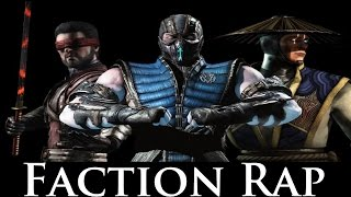 Mortal Kombat X - Faction Rap - Lin Kuei