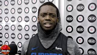 Reggie Jackson On Why He Chose The Clippers; Says Paul George Is His Best Friend. HoopJab NBA