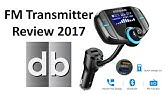 BEST BLUETOOTH FM TRANSMITTER FOR CAR | Sumind Bluetooth FM