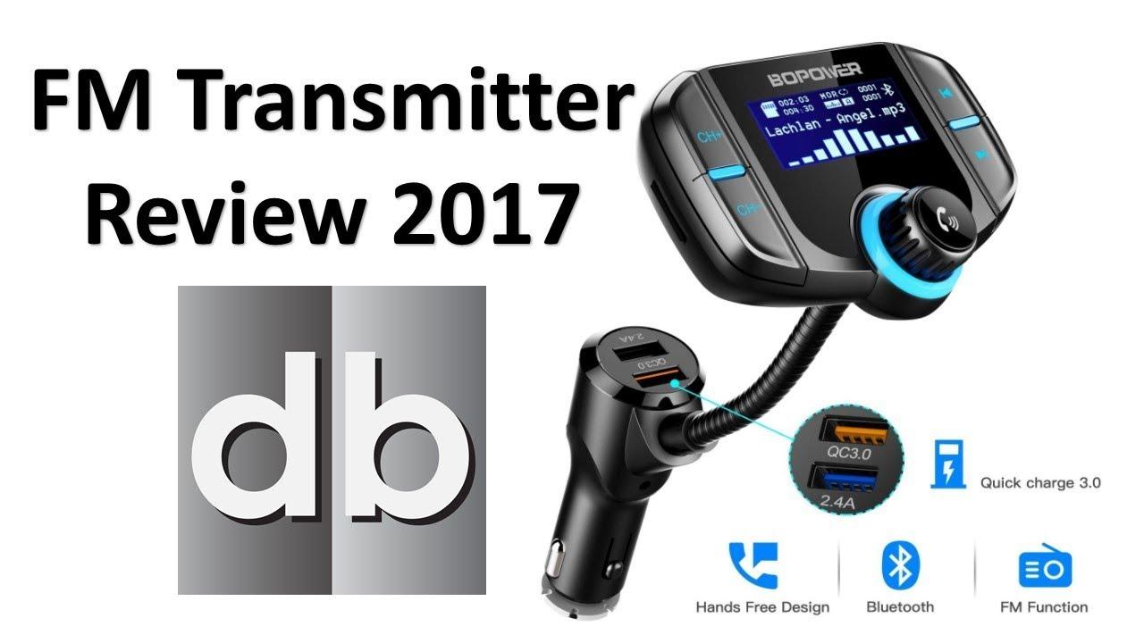 Best Bluetooth Fm Transmitter 2020 Best Bluetooth FM Transmitter for 2017   YouTube
