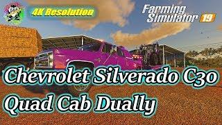 "[""Chevrolet Silverado C30 Quad C""]"