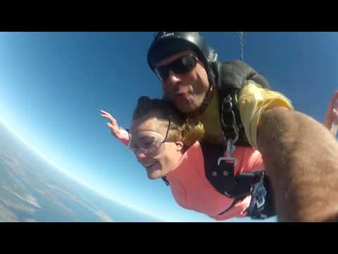 Skydiving in Maryland - Taylor Frederick