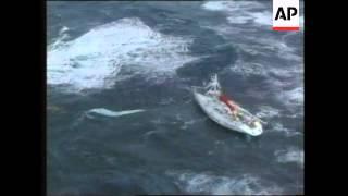 australia sydney to hobart yacht race catastrophe latest