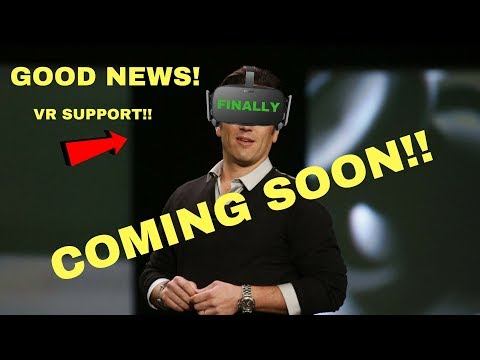 VR Support IS Coming To The Xbox One X Very Soon!!