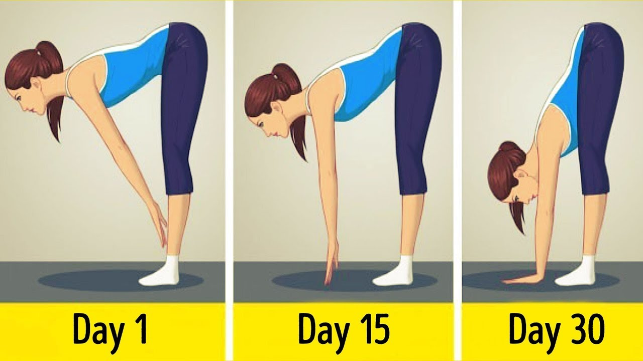 20 Simple Yoga Poses To Increase Your Flexibility Youtube