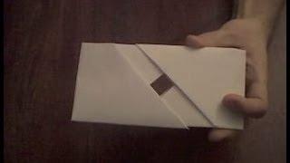 Поделка фотоаппарат из бумаги оригами  Craft paper camera Origami