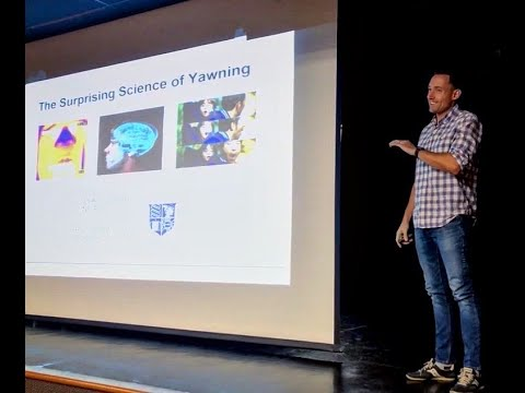 The Surprising Science Of Yawning: Explained By Dr. Andrew C. Gallup