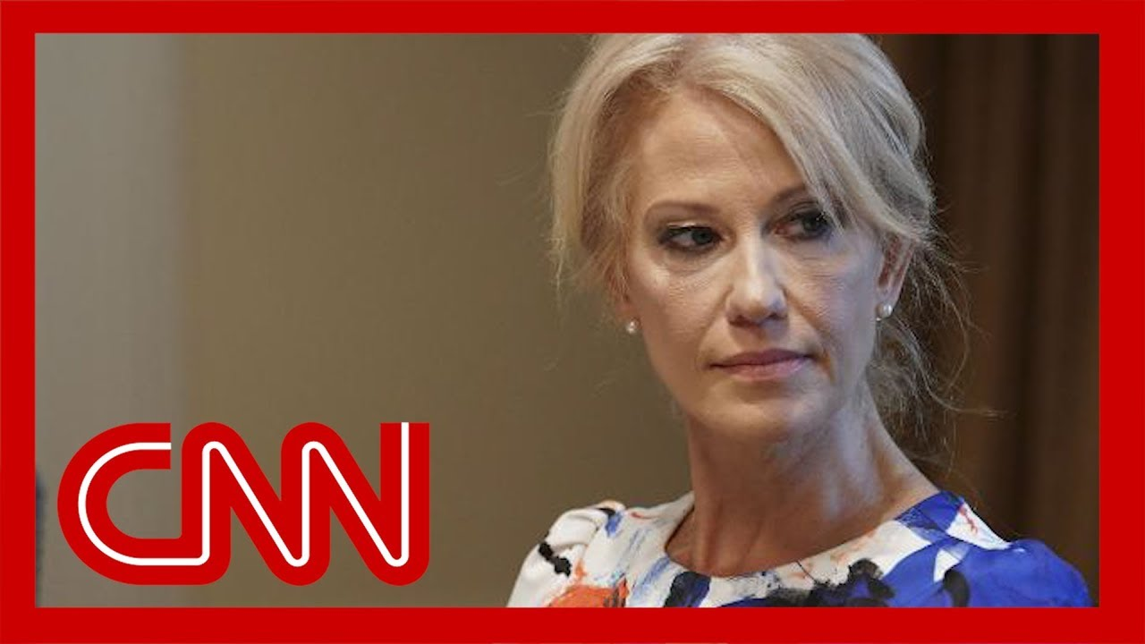 CNN:Federal office says Kellyanne Conway should be removed from government