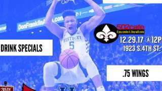 35KY Sports Watch Party | 12.29.17 | UofL vs. UofK |