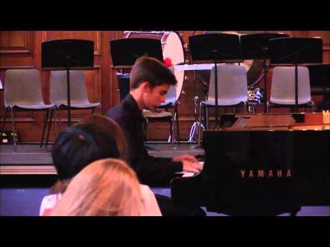 The Ingenium Academy 2014 - Last Concert (Pianists 2/2)