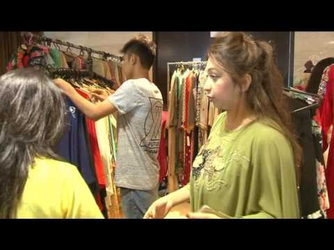 Designer Dresses in South Asian Fashion & Lifestyle Fest at ICCB
