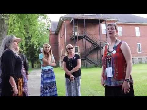 Mt Pleasant Indian Industrial Boarding School Grounds Tour