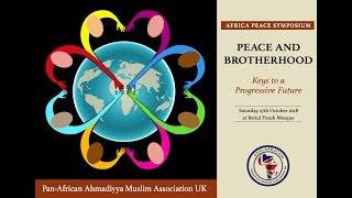 Africa Peace Symposium