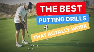 PUTTING DRILLS THAT WILL IMPROVE YOUR GOLF