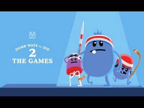 ОБЗОР ВЕСЕЛОЙ ИГРЫ dumb ways to die 2 (dwtd 2 android review)