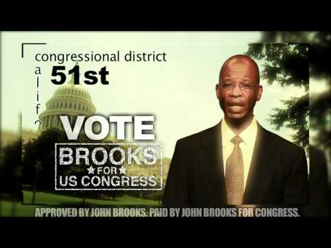John Brooks for US Congress