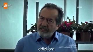 Kurtlar Vadisi Pusu Sencer Poyraz'a Polat'i anlatiyor
