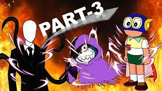 Perman and Doraemon movie in hindi | slender man | 2018 movie | animated | part-3 (fan made)