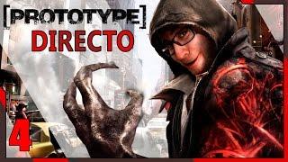 DIRECTO 4 Y FINAL || PROTOTYPE #alexelmonstruo