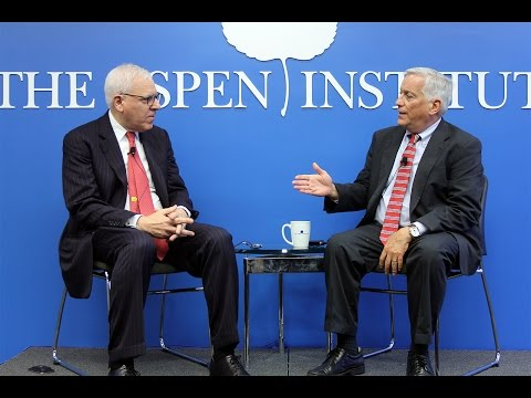 "Walter Isaacson on his new book  ""The Innovators"""