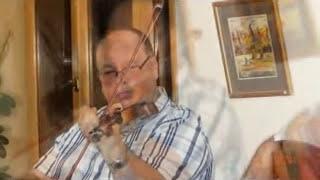 رمش عينه اللى جرحنى رمش عينه - عزف صولو كمان للفنان العالمى الرائع وائل ابو بكر