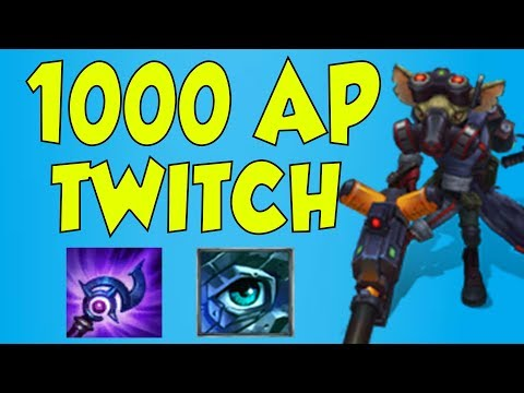 INSANE 1000 AP TWITCH SUPPORT - MY MOM KICKED ME OUT AFTER THIS - Highlights #2