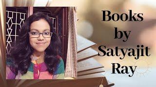Books by Satyajit Ray | 6 bengali books by Satyajit Ray | Book recommendation| Barnika B