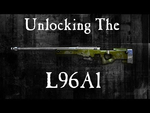 Battlefield 4 - How to unlock L96A1 / L115 - Need Only One (China Rising)